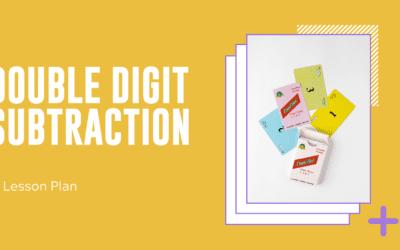 Double-Digit Subtraction Lesson Plan