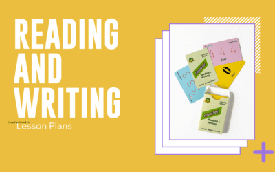 Reading and Writing Lesson Plan